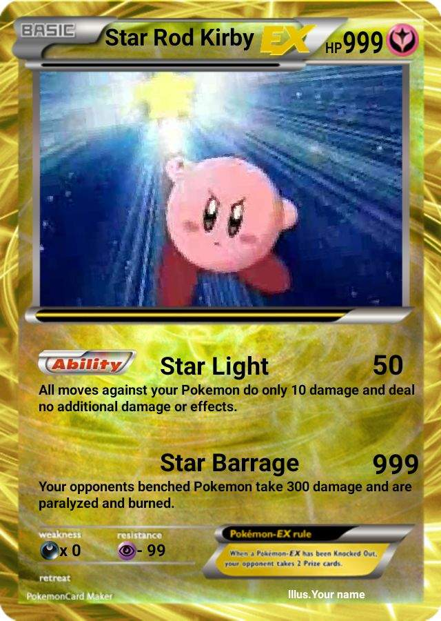kirby pokemon cards kirby amino