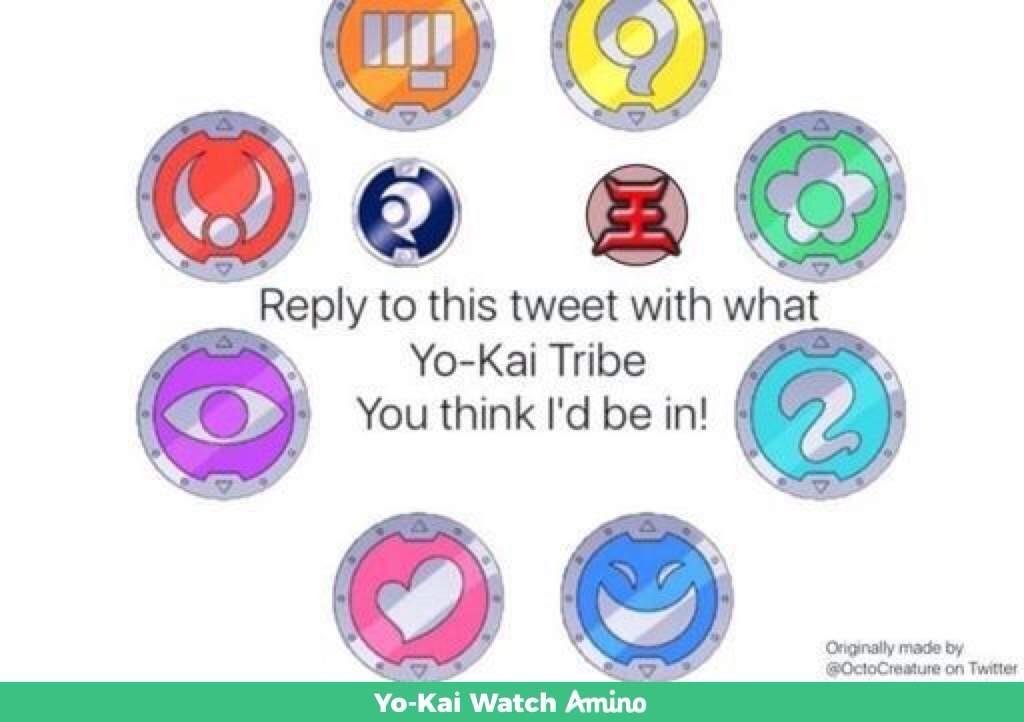 yokai tribe yo kai watch amino