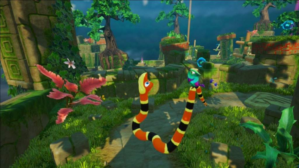Indie Review) Snake Pass | Nintendo Switch! Amino
