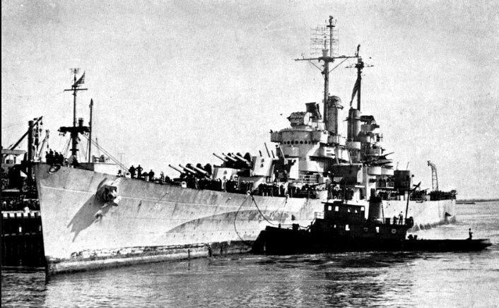Cleveland Class Cruiser
