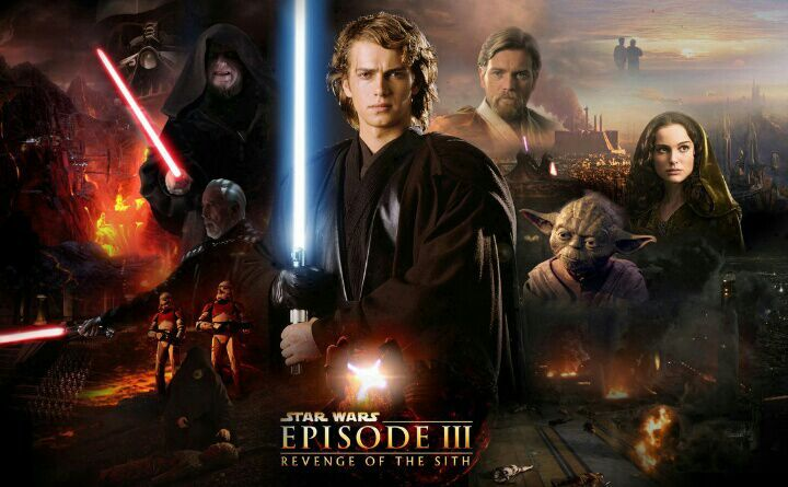 Why Revenge Of The Sith Is My Favorite Movies Tv Amino