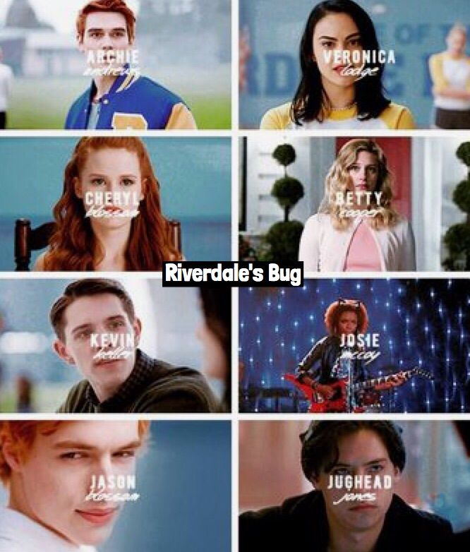 Riverdale Characters: Riverdale Characters