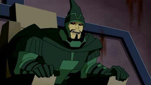 Resultado de imagem para Série da liga da Justiça: Crepúsculo steppenwolf