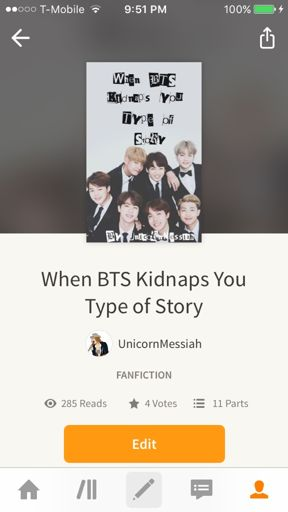 Bts Kidnapped Fanfic