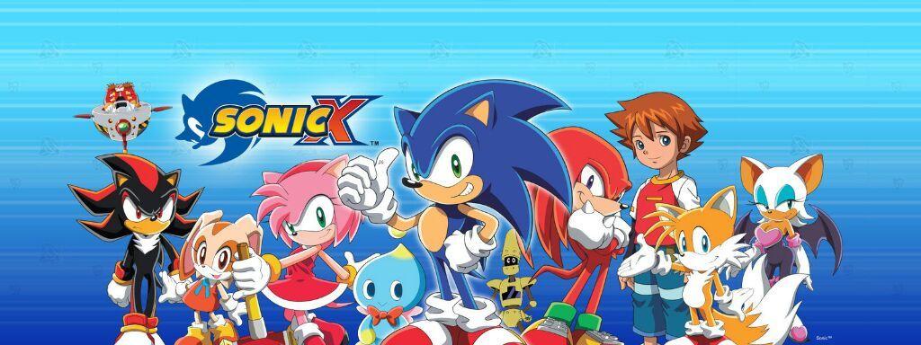 [Análise Retro Anime] - Sonic X E81161bd40df354cea526b8bb0230a595bb3eee5_hq