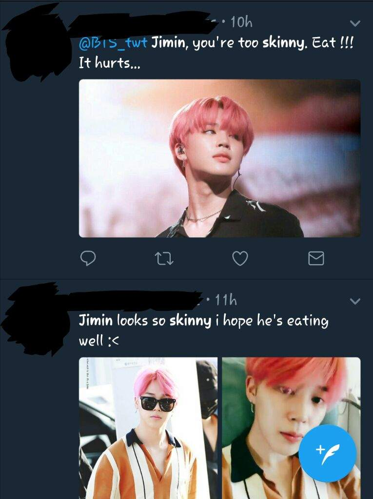 Jimin's Eating Habits: Does he have a disorder?   ARMY's Amino