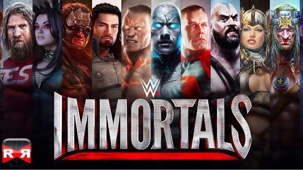 WWE App: WWE Imortals | Wrestling Amino