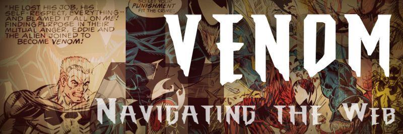 VENOM: Navigating the Web } - Funeral Pyre   Comics Amino