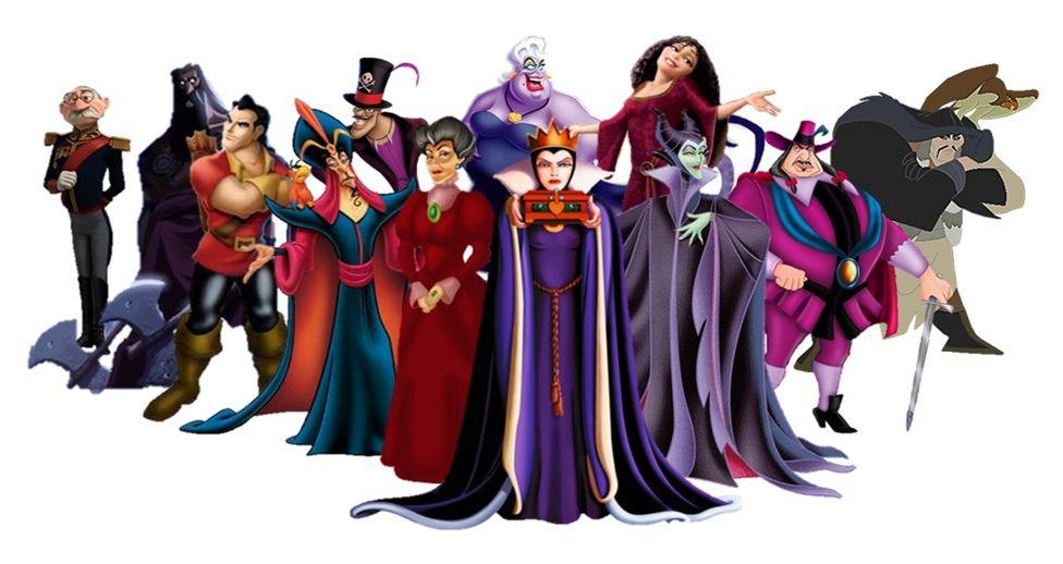 Are the disney princess villains realy that evil   Disney ...