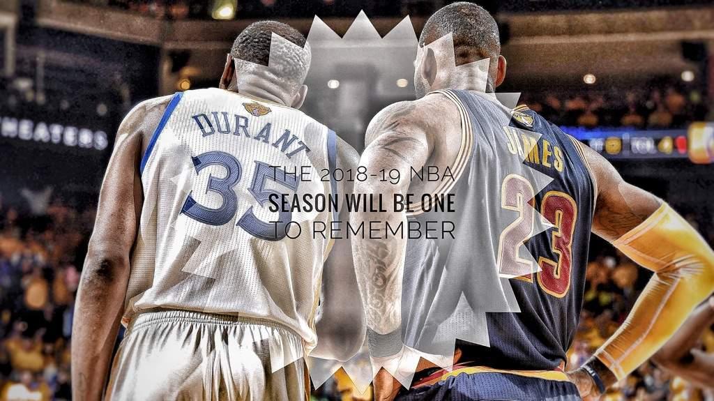 2018–19 NBA season