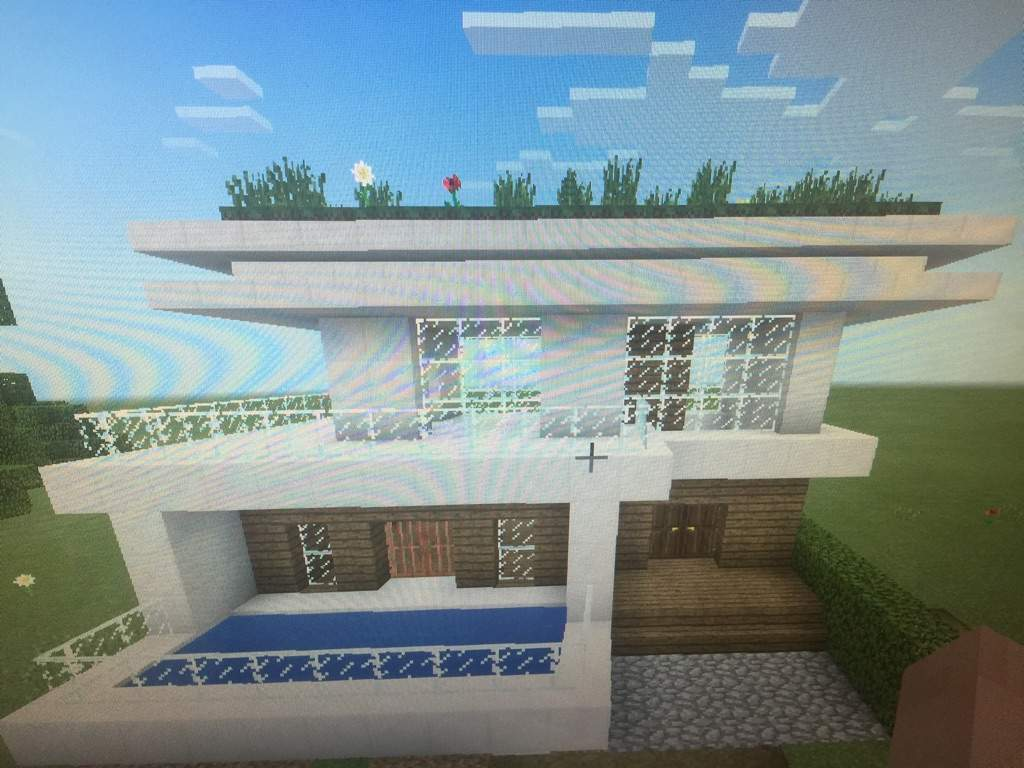 Hopefully i am spelling his name right but i watched a video and built this modern house