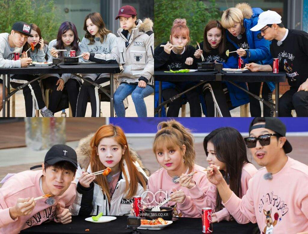 Image of: Bora The Rm Cast Is So Excited To See Twice As Guests Twice Performs Tt And Cheerup Teams Are 1 Haha Kwang Soo Sana Dahyun And Ji Hyo 2 Jae Suk Suk Jin Amino Apps Idol Groups As Guests In Running Man Kpop Amino