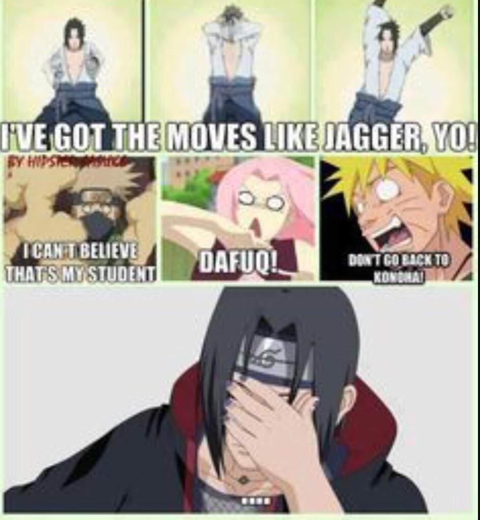 naruto jokes anime amino