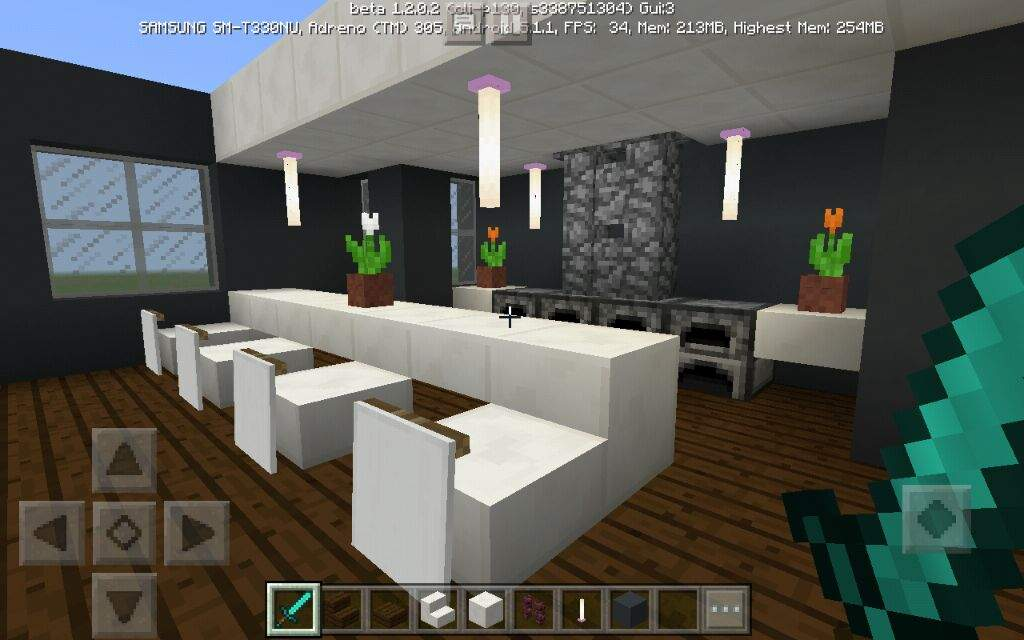 Casa Moderna Minecraft Amino Amino