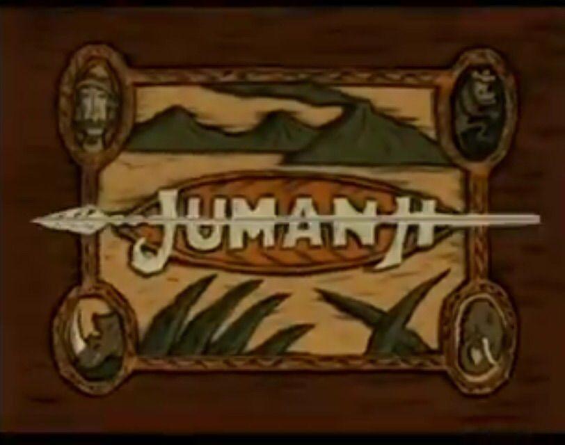 looking back on the jumanji cartoon cartoon amino