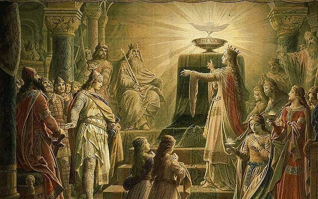 quest for the holy grail urban legends cryptids amino