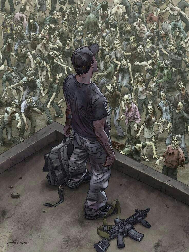 Apocalipsis Zombie Rol° [Abierto] | 🌟 Roleplay 🌟 Amino