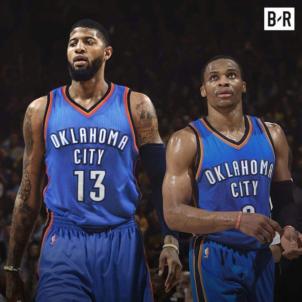 ba517202491 I m here to talk about the aqusition from the Thunder to pick up Paul George  for the  UnderratedPickup challenge.