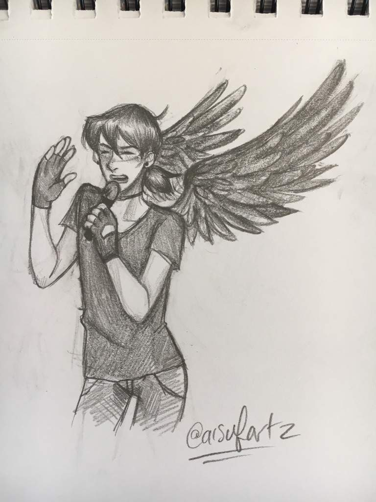 Fallen angel voltron amino premature emo thecheapjerseys Image collections