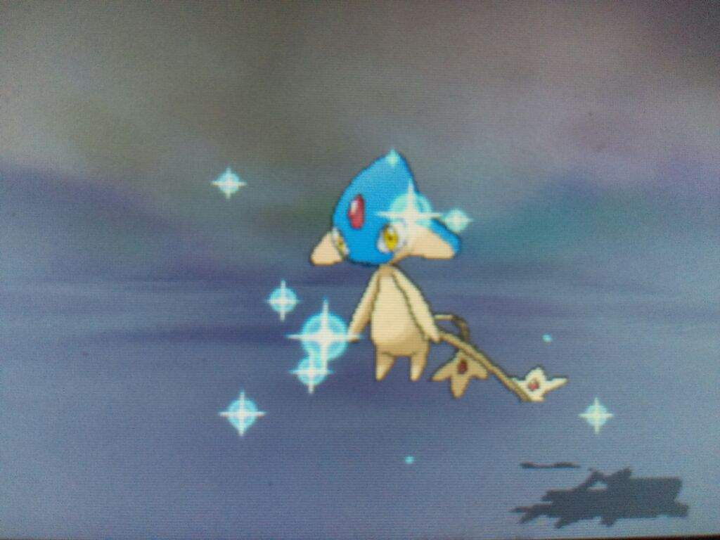 THE LAST OF THE LAKE TRIO! Shiny Azelf! | Shiny Pokemon