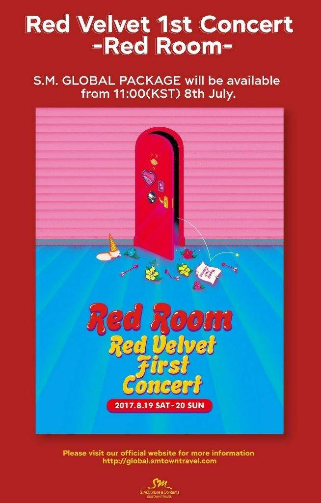 Red Room will be shown by Surround Viewing in Tokyo | Red Velvet Amino
