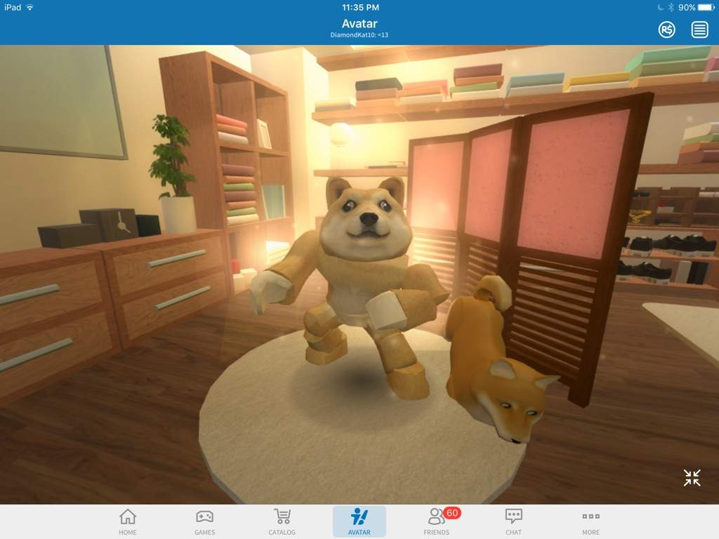 Doge Roblox Witch One Looks The Best Roblox Amino