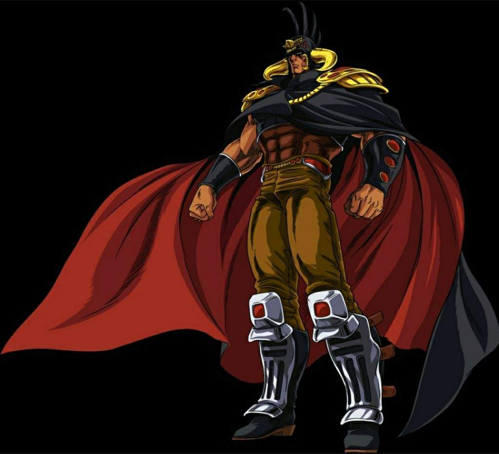 Fist Of The North Star Main Characters: My Favorite Anime Character Designs.