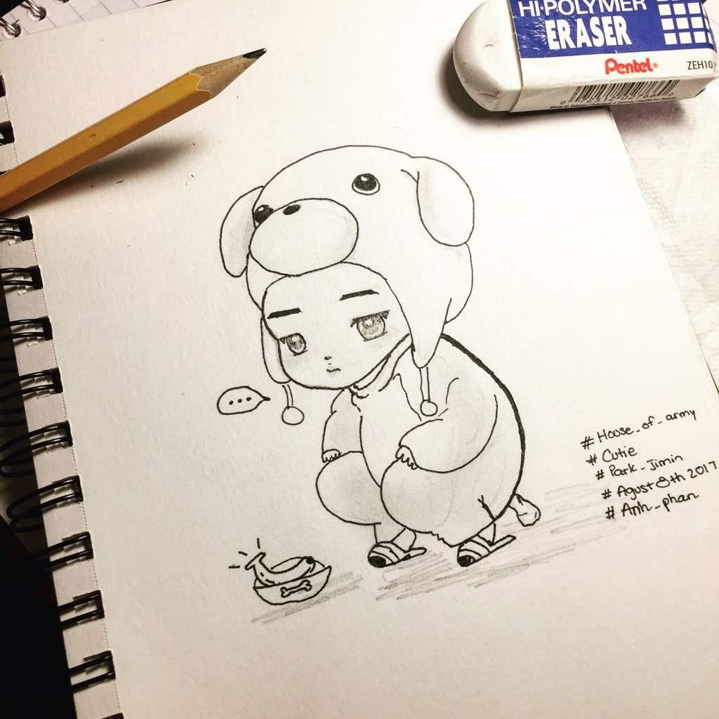 Park jimin chibi fanart fan made amino jpg 1024x1024 Cute jimin anh chibi bts