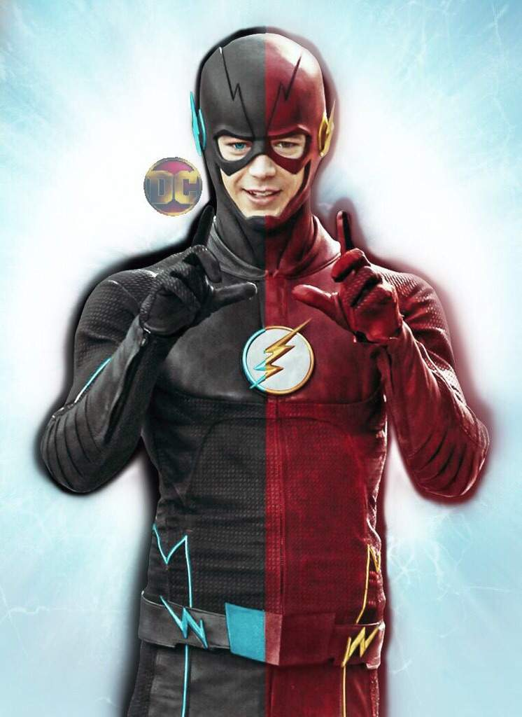 Mg Fab Made Suit Season 3 Suit The Flash Amino