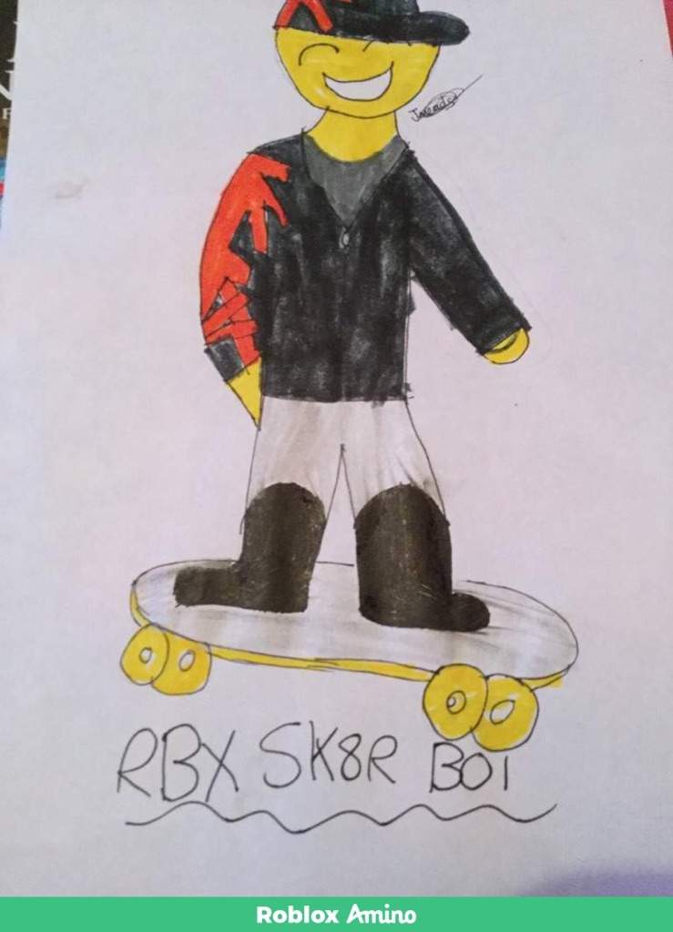 How To Use Sk8r Roblox Rbx Sk8r Boi Roblox Amino