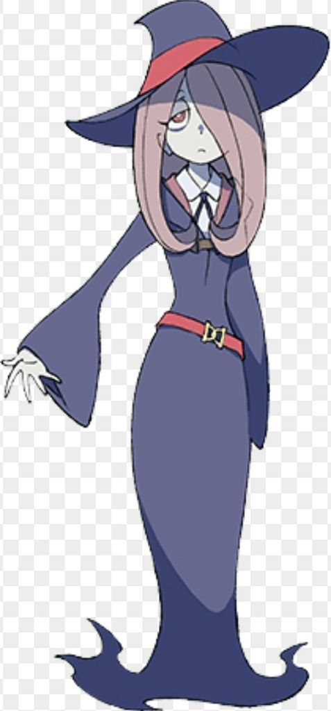 Little witch academia sucy