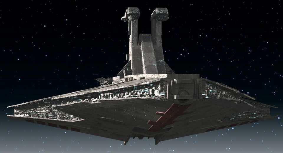 Republic Databanks Venator Class Star Destroyers C