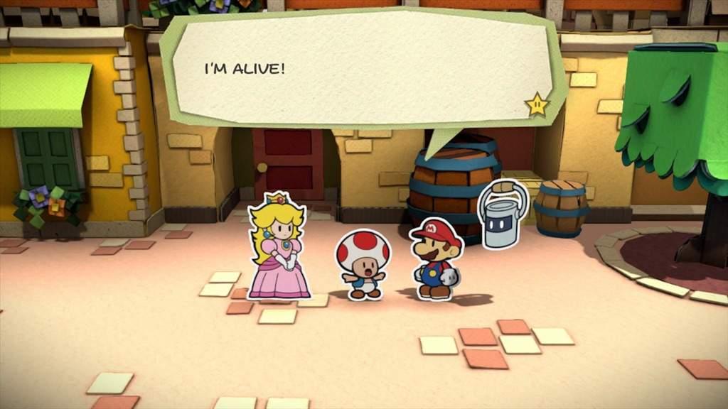 Paper Mario HD Remake/Remaster | Nintendo Switch! Amino