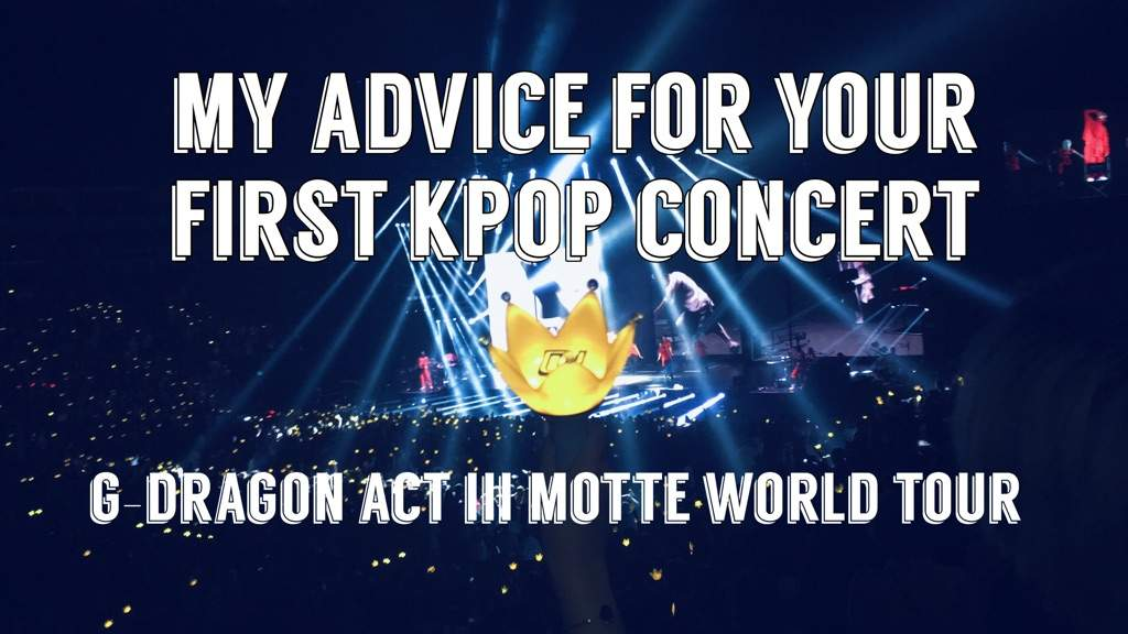 ❀   My Advice for your First Kpop Concert   ❀ | K-Pop Amino