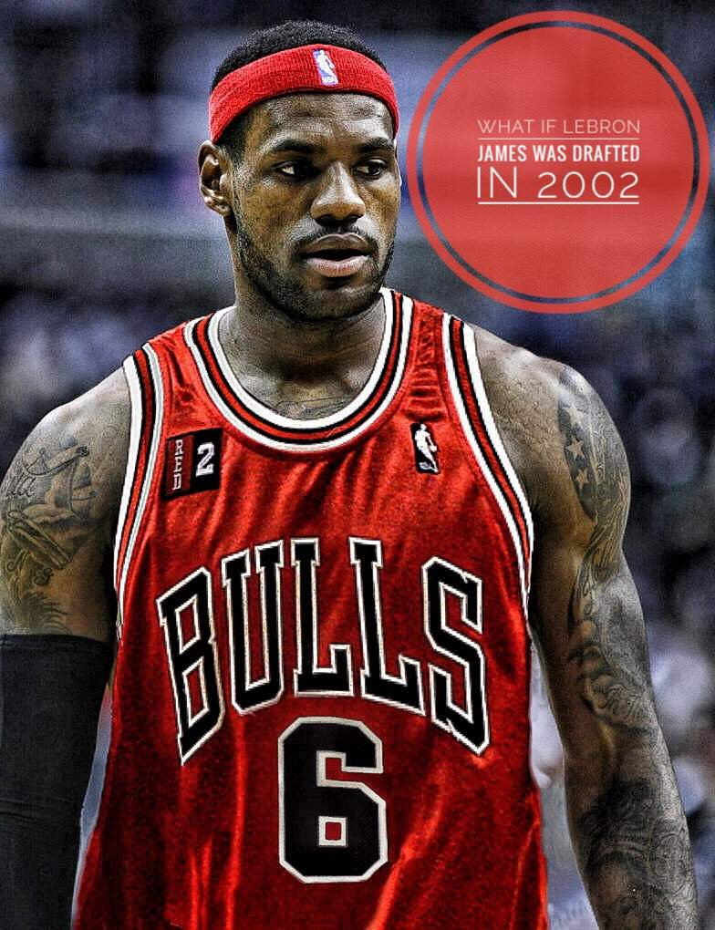 What If Lebron James Was Drafted In 2002 Part 2