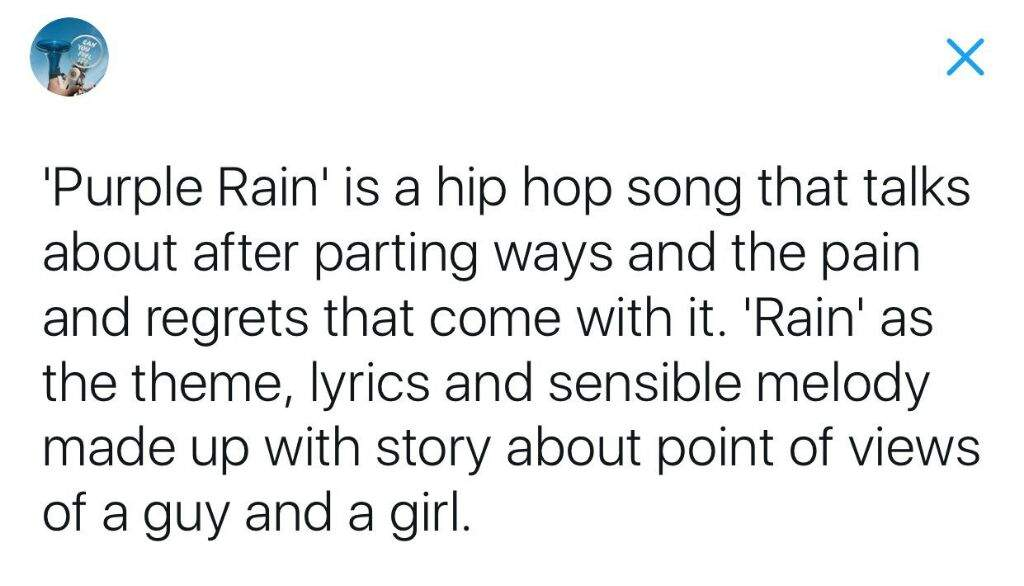 Lyric rain song lyrics : Minhyuk - Purple Rain (Feat. Cheeze) | K-Pop Amino