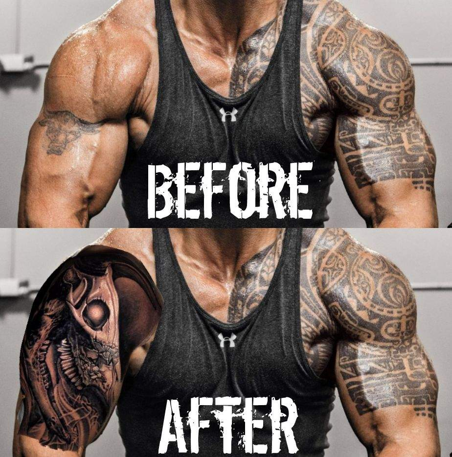 The Rock Changed His Tattoo Wrestling Amino