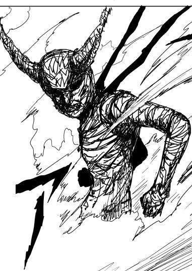 Monster Garou Vs. King Piccolo *Read Description Please* | Anime Amino