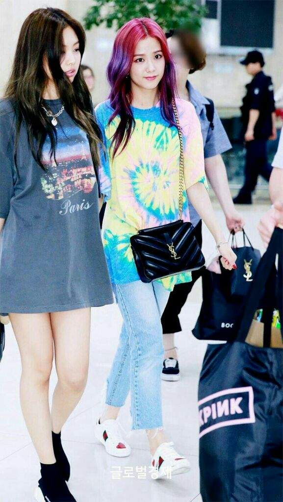 Blackpink Airport Fashion Blink 블링크 Amino