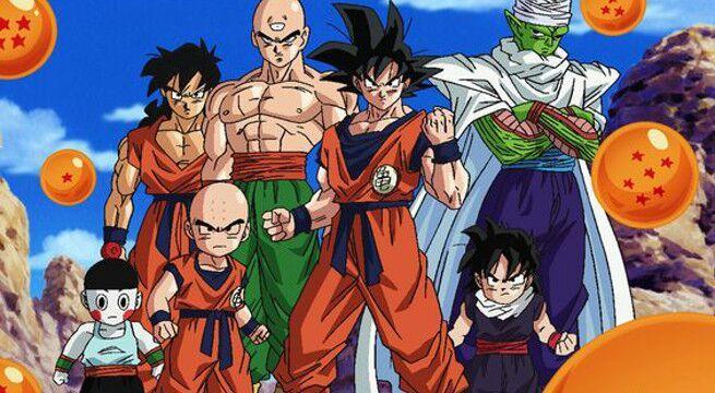 Dragon Ball Z Cartoon Characters : Dragon ball z character ages cartoon amino