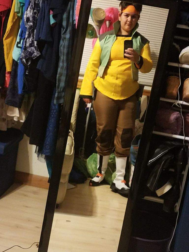 Finally Got All My Hunk Cosplay Thank You All I Don T Deserve