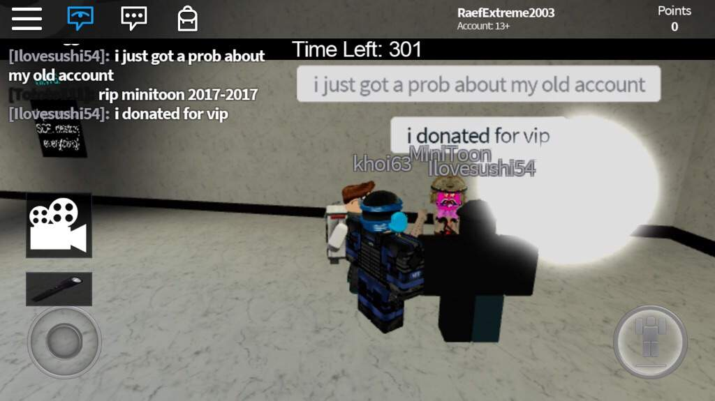 I Met Creator In This Game Call Containment Breach Roblox Amino