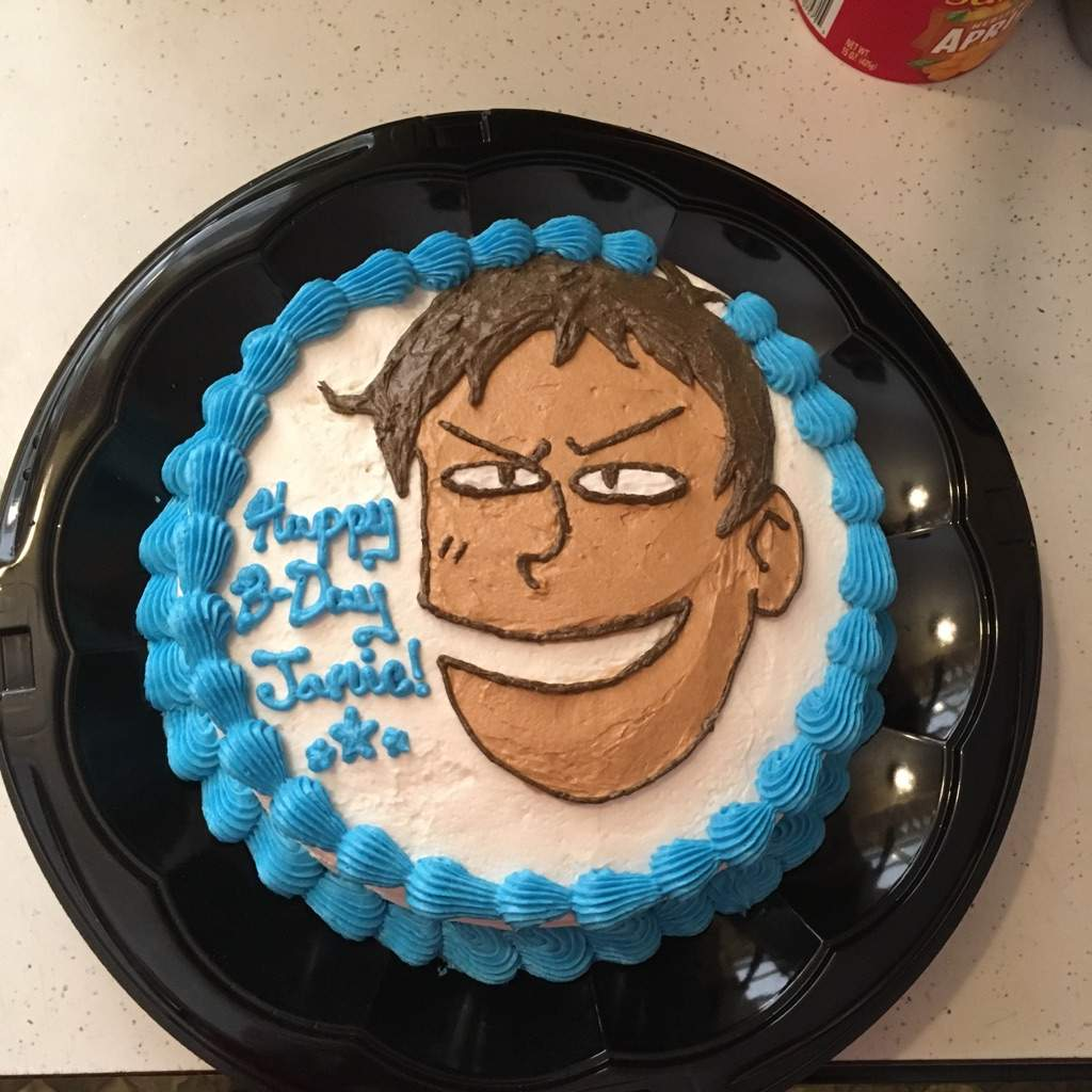 Lance Cake Voltron Amino