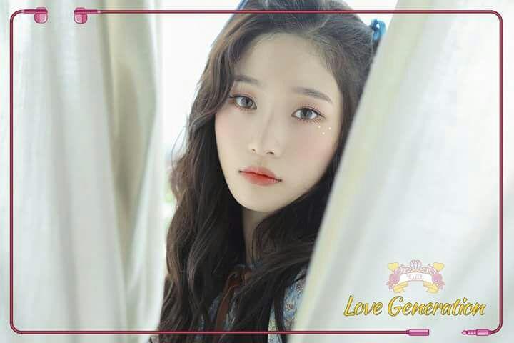 Resultado de imagen de chaeyeon love generation
