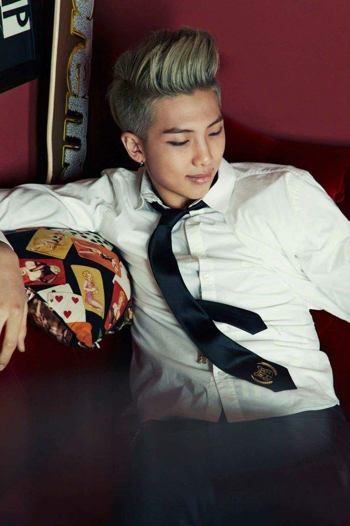 Skool Luv Affair Boy In Luv Era Concept Photos Rapmonster