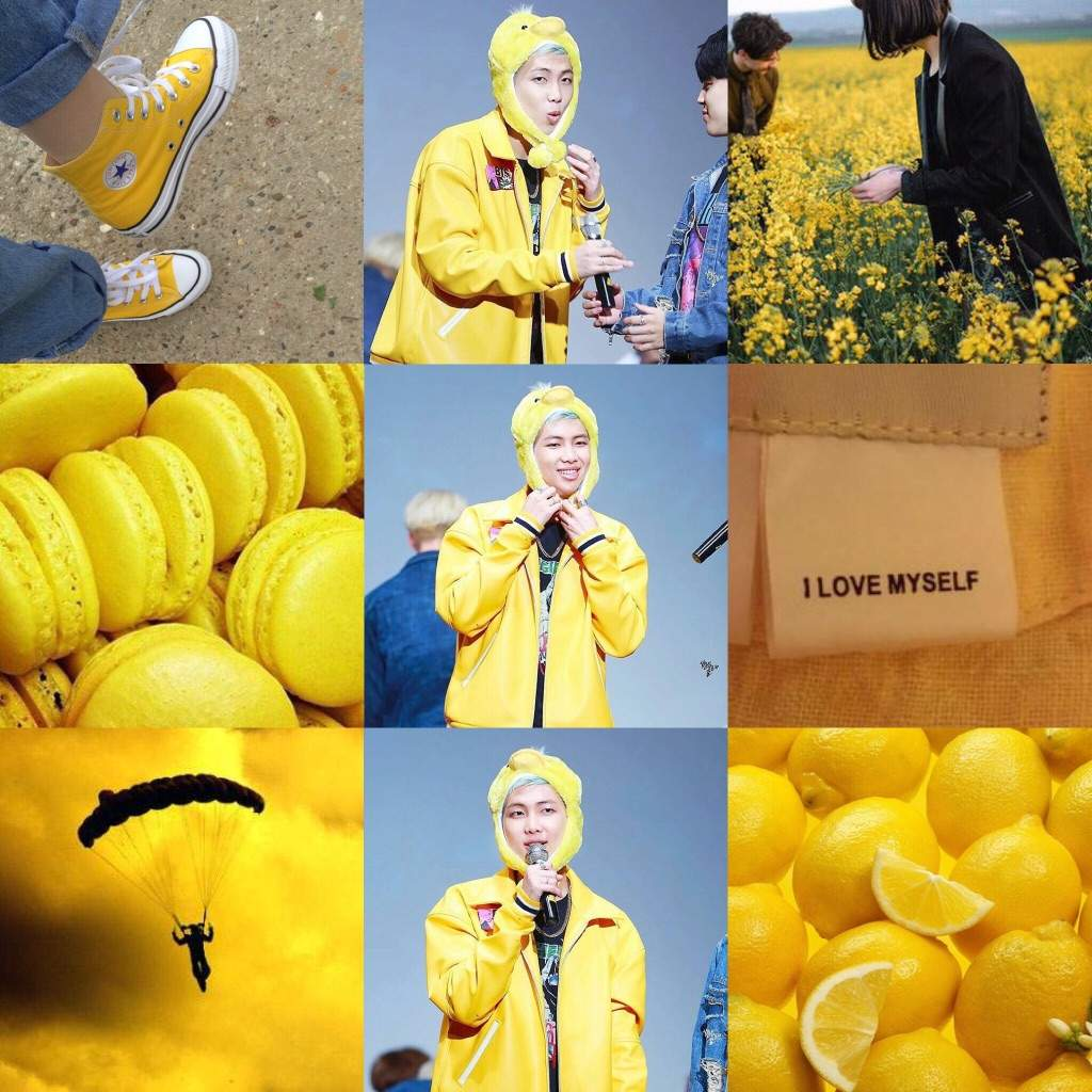 Bts Rap Monster Aesthetic Rm Army Amino