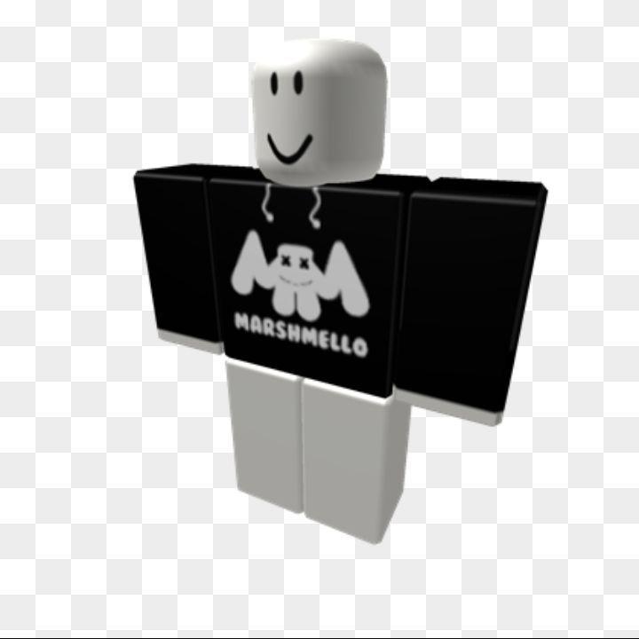 Marshmello Shirts In Roblox Roblox Amino