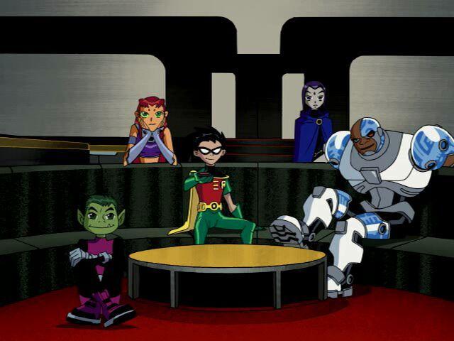 Teen Titans Review - Episode 1 - Final Exam  Cartoon Amino-4483