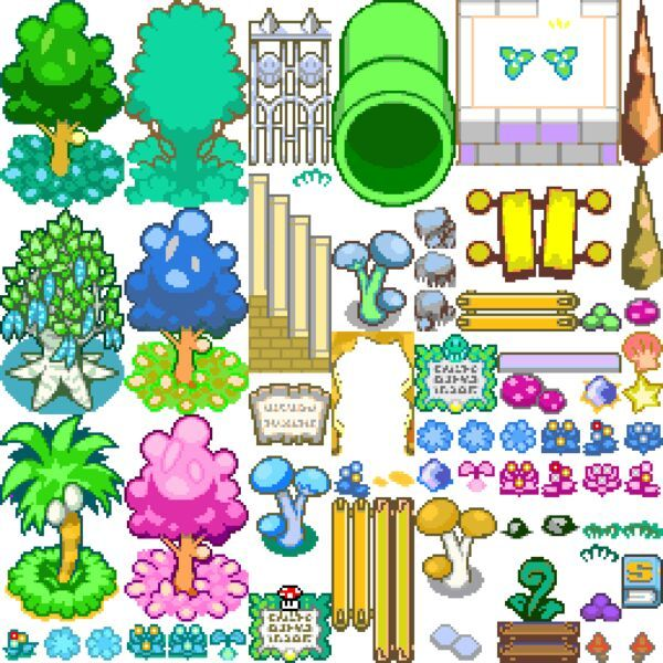 Need help with tilesets | RPG Maker Amino