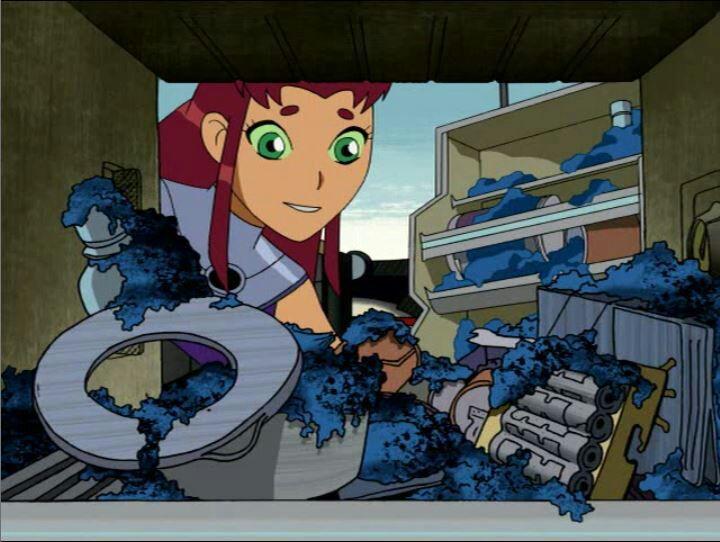 Teen Titans Review - Episode 1 - Final Exam  Cartoon Amino-8264